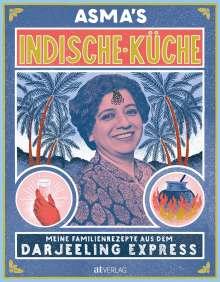 Asma Khan: Asma's Indische Küche, Buch