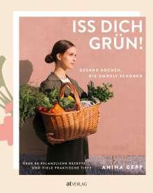 Anina Gepp: Iss dich grün!, Buch