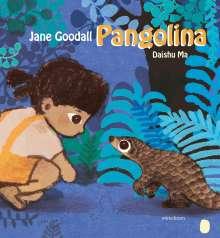 Jane Goodall: Pangolina, Buch