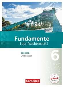 Björn Beling: Fundamente der Mathematik 6. Schuljahr - Sachsen - Schülerbuch, Buch