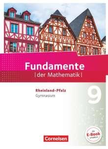 Stefan Altherr: Fundamente der Mathematik 9. Schuljahr - Rheinland-Pfalz - Schülerbuch, Buch