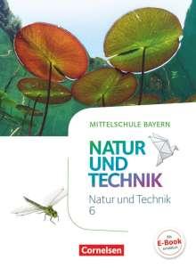 Siegfried Bresler: NuT - Natur und Technik 6. Jahrgangsstufe - Mittelschule Bayern - Schülerbuch, Buch