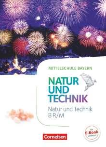 Siegfried Bresler: NuT - Natur und Technik 8. Jahrgangsstufe - Mittelschule Bayern - Schülerbuch, Buch