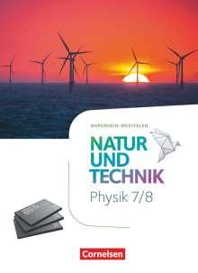 Siegfried Bresler: Natur und Technik 7./8. Schuljahr - Physik - Nordrhein-Westfalen - Schülerbuch, Buch