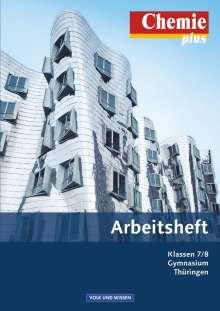 Gerhard Meyendorf: Chemie plus 7./8. Schuljahr. Arbeitsheft. Gymnasium Thüringen, Buch