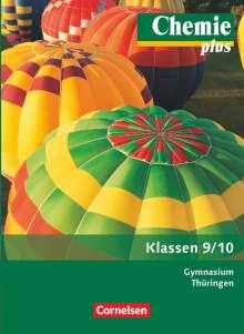 Barbara Arndt: Chemie plus 9./10. Schuljahr. Schülerbuch Gymnasium Thüringen, Buch