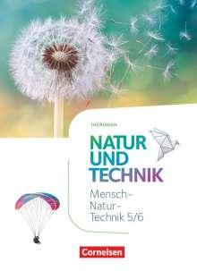 Elke Göbel: Natur und Technik 5./6. Schuljahr. Naturwissenschaften - Thüringen - Schülerbuch, Buch