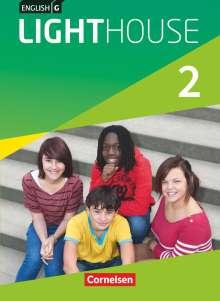 Susan Abbey: English G LIGHTHOUSE 02: 6. Schuljahr. Schülerbuch, Buch