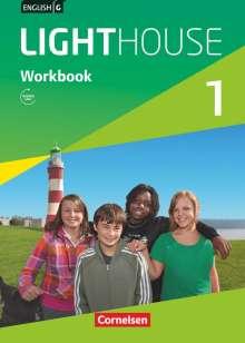 Gwen Berwick: English G LIGHTHOUSE 1: 5. Schuljahr. Workbook mit Audios online, Buch
