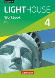 Gwen Berwick: English G LIGHTHOUSE 04: 8. Schuljahr. Workbook mit Audios online, Buch