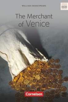 William Shakespeare: Ab 11. Schuljahr - The Merchant of Venice, Buch
