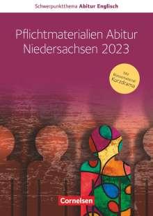 Martina Baasner: Pflichtmaterialien Abitur Niedersachsen 2023, Buch