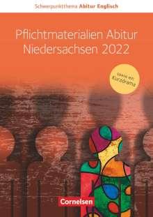 Martina Baasner: Pflichtmaterialien Abitur Niedersachsen 2022, Buch
