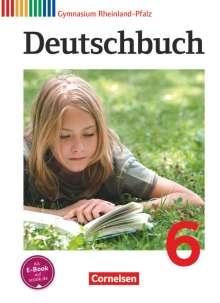 Gerd Brenner: Deutschbuch 6. Schuljahr. SchülerbuchGymnasium Rheinland-Pfalz, Buch