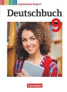 Winfried Adam: Deutschbuch Gymnasium 9. Jahrgangsstufe - Bayern - Schülerbuch, Buch