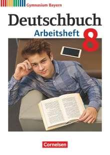 Katrin Flexeder-Asen: Deutschbuch Gymnasium - Bayern - Neubearbeitung - 8. Jahrgangsstufe, Buch
