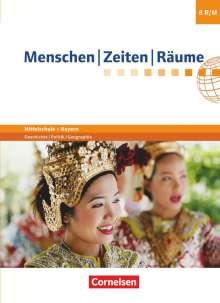 Wolfgang Humann: Menschen-Zeiten-Räume 8. Jahrgangsstufe - Mittelschule Bayern - Schülerbuch, Buch