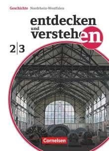 Michael Berger: Entdecken und Verstehen 2/3: 7./8. Schuljahr. Schülerbuch Realschule und Gesamtschule Nordrhein-Westfalen, Buch