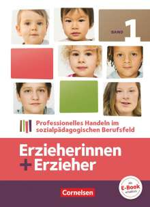 Brit Albrecht: Erzieherinnen + Erzieher 01 Fachbuch, Buch