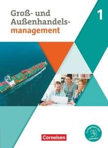 Christian Fritz: Groß- und Außenhandel Band 01. Fachkunde, Buch