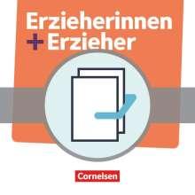 Brit Albrecht: Erzieherinnen + Erzieher. Zu allen Bänden - Fachbücher 451907-7 und 451909-1 im Paket, Buch