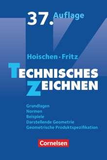 Andreas Fritz: Technisches Zeichnen, Buch