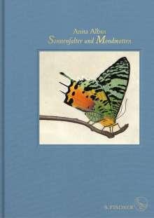 Anita Albus: Sonnenfalter und Mondmotten, Buch