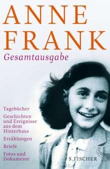 Anne Frank: Gesamtausgabe, Buch