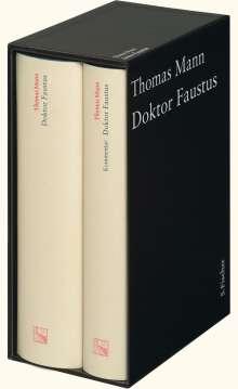 Thomas Mann: Doktor Faustus. Große kommentierte Frankfurter Ausgabe, Buch