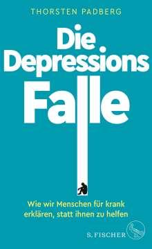 Thorsten Padberg: Die Depressions-Falle, Buch