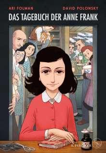 Ari Folman: Das Tagebuch der Anne Frank, Buch