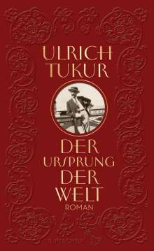 Ulrich Tukur: Der Ursprung der Welt, Buch