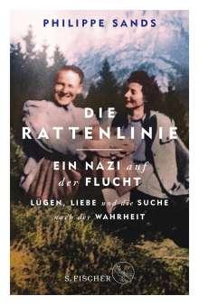 Philippe Sands: Die Rattenlinie - ein Nazi auf der Flucht, Buch