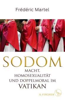 Frédéric Martel: Sodom, Buch