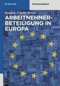 Hendrik Schulte-Wrede: Arbeitnehmerbeteiligung in Europa, Buch