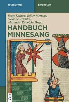 Handbuch Minnesang, Buch