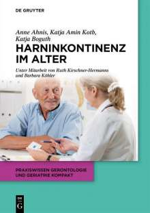 Katja Boguth: Harninkontinenz im Alter, Buch