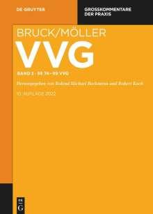 §§ 74-99 VVG, Buch