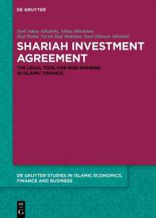 Syed Adam Alhabshi: Shariah Investment Agreement, Buch