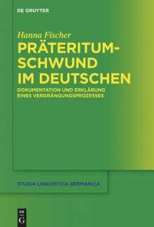 Hanna Fischer: Präteritumschwund im Deutschen, Buch