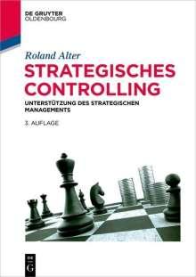 Roland Alter: Strategisches Controlling, Buch