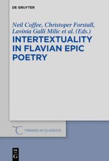 Intertextuality in Flavian Epic Poetry, Buch