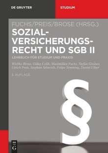 Stefan Greiner: Sozialversicherungsrecht und SGB II, Buch