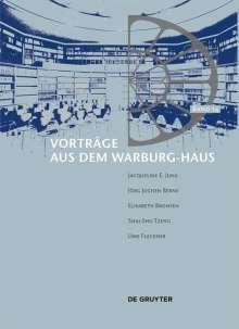 Vorträge aus dem Warburg-Haus, Band 14, Buch