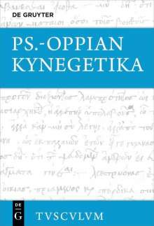 Ps. -Oppian: Kynegetika, Buch