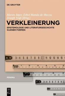 Verkleinerung, Buch