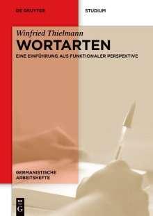 Winfried Thielmann: Wortarten, Buch