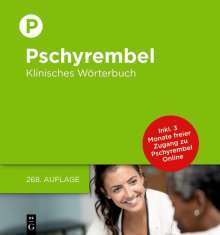 Pschyrembel Klinisches Wörterbuch  (268. A.), Buch