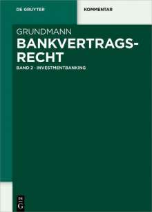 Bankvertragsrecht, 2 Bücher