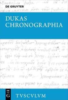 Chronographia - Byzantiner und Osmanen im Kampf um die Macht und das Überleben (1341-1462), Buch